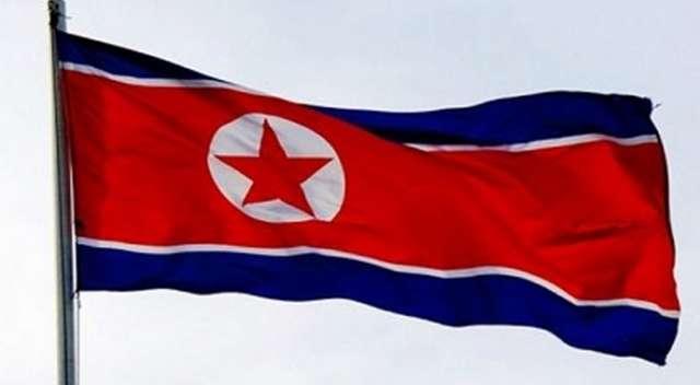 kuzey-kore-bayragi
